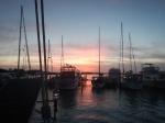 Marsh Harbor sunset