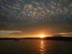 Royal Island sunset