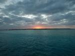 sunset at Warderick