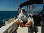 Heading to Hatchett Bay