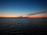 sunset Cumberland Island