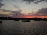sunset St Augustine