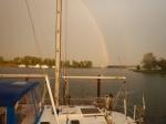 Rainbow in Solomons, MD