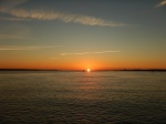 sunrise Cumberland Island, GA